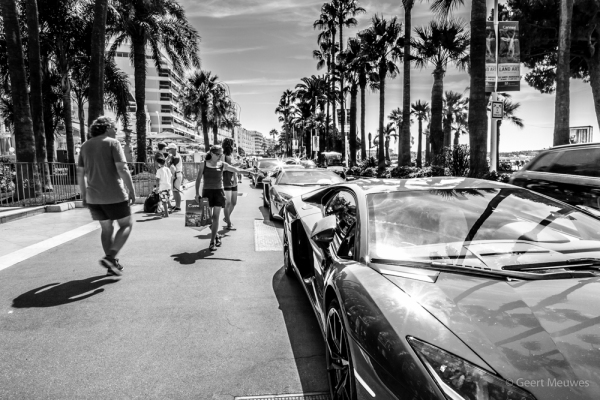 Streets of Cannes