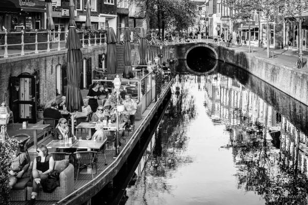 Canals of Leeuwarden