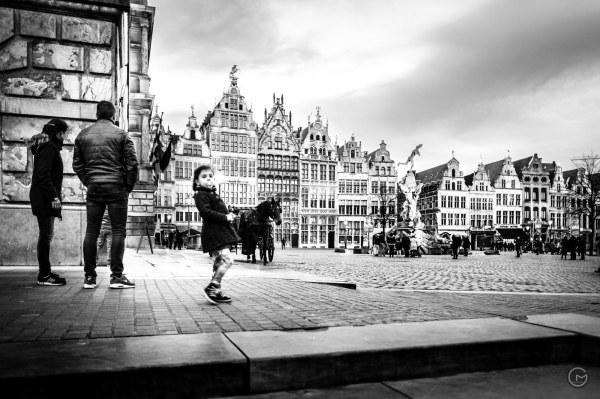 Antwerp - Main square